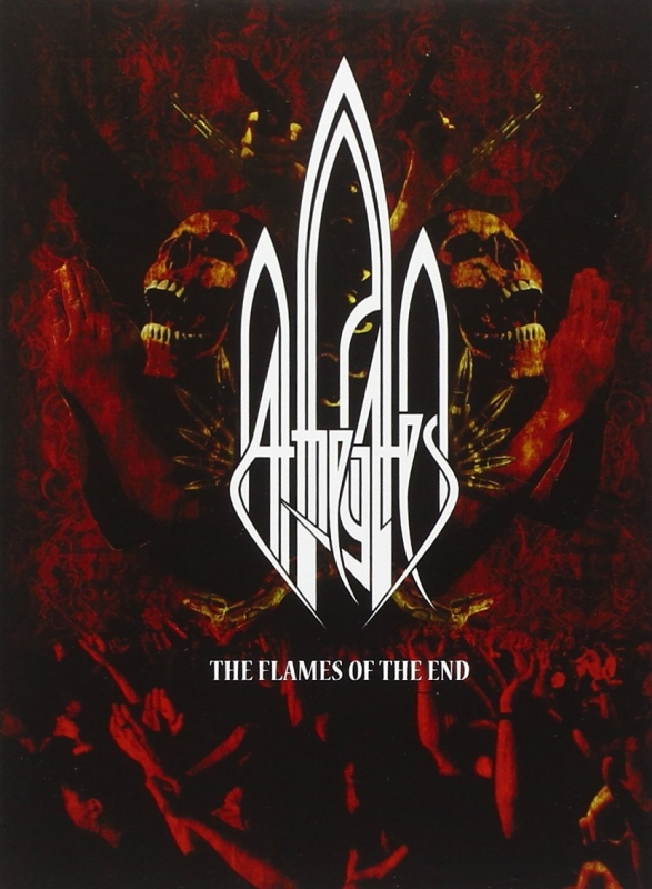 At the Gates - The Flames of the End - 3 x DVD Set