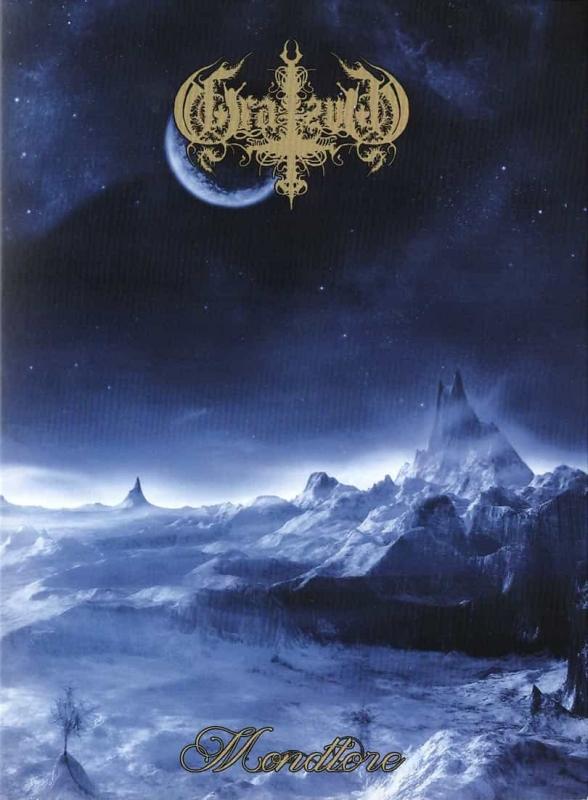 Gratzug - Mondtore - CD / DVD Case