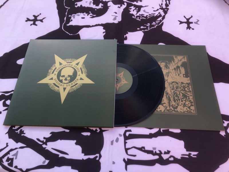 Trollheims Grott - Aligned with the True Death - LP
