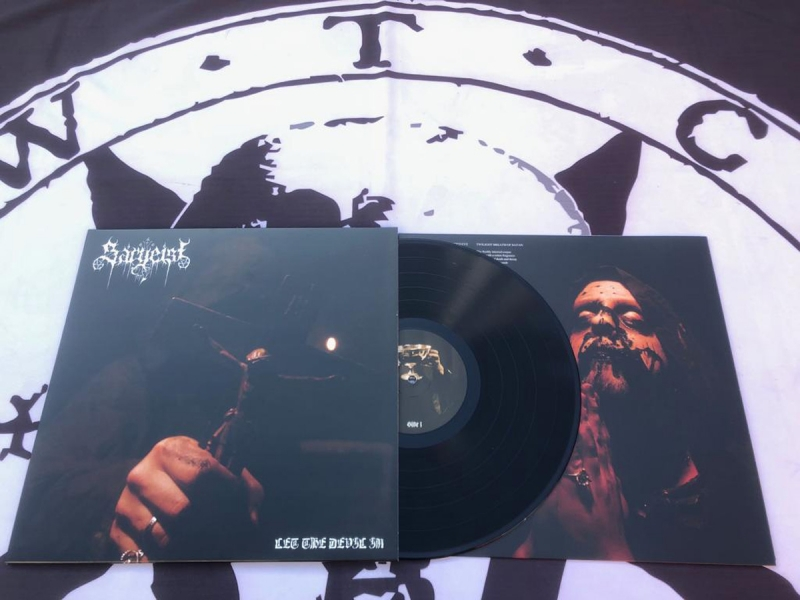 Sargeist - Let The Devil In - LP