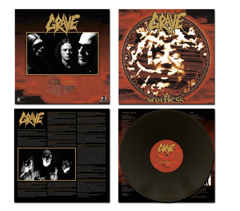 Grave - Soulless - LP