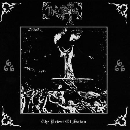 The Black - The Priest of Satan - CD