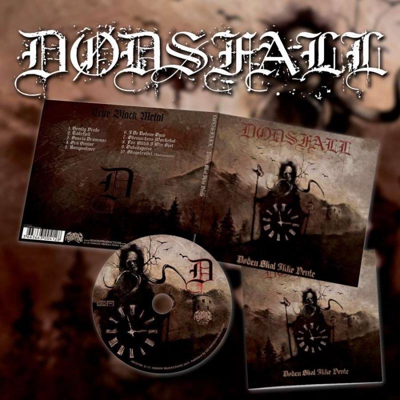 Dodsfall - Doden Skal Ikke Vente - Digipak CD
