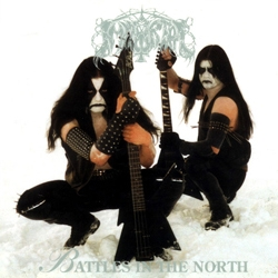 Immortal - Battles in the North - Gatefold LP