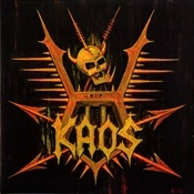 Sadistik Exekution - K.A.O.S. - Gatefold LP
