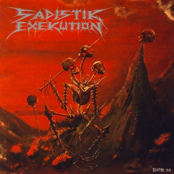 Sadistik Exekution - We Are Death... Fukk You! - Gatefold LP