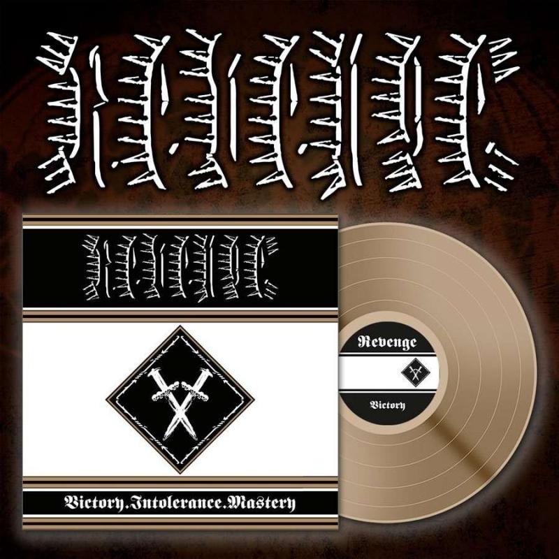 Revenge - Victory.Intolerance.Mastery - LP