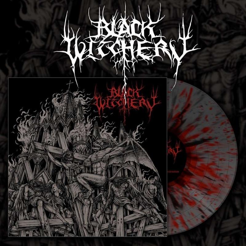 Black Witchery - Inferno of Sacred Destruction - LP