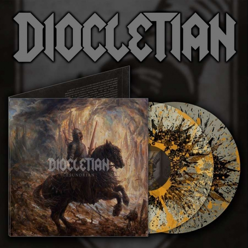 Diocletian - Gesundrian - Gatefold LP