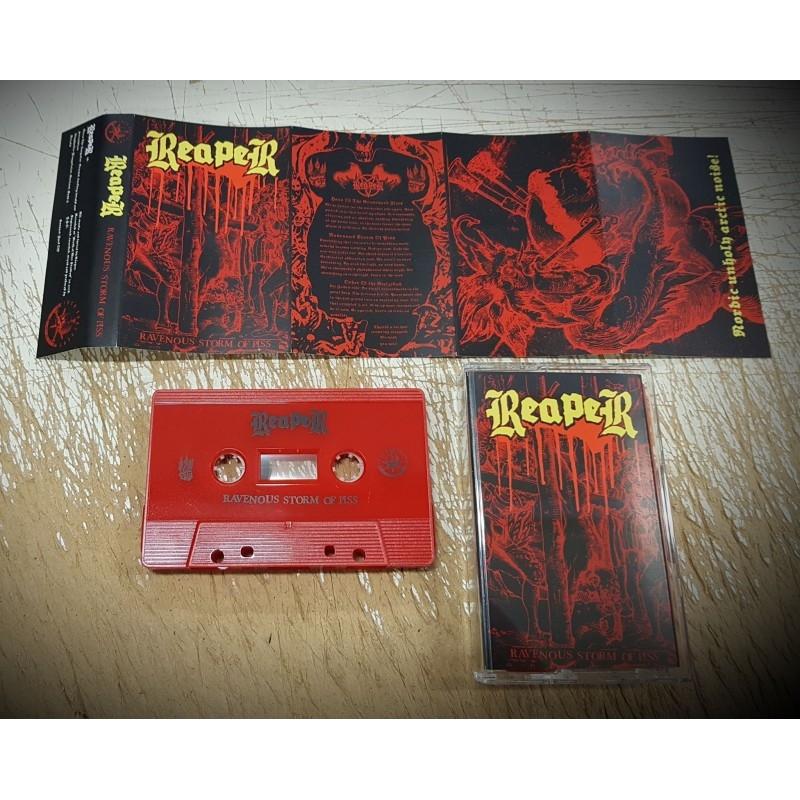 Reaper - Ravenous Storm of Piss - Pro-Tape