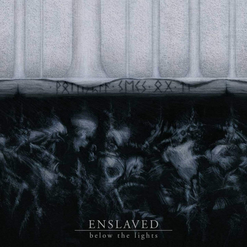 Enslaved - Below the Lights - Gatefold LP