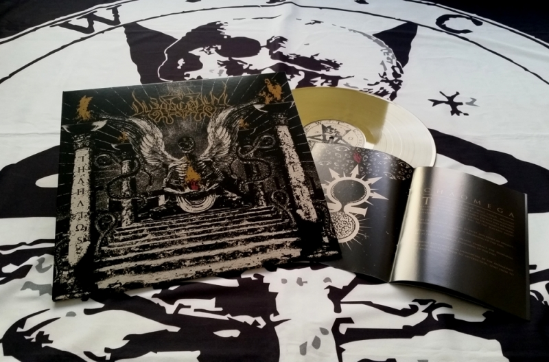 Dysangelium - Thanatos Askesis - LP