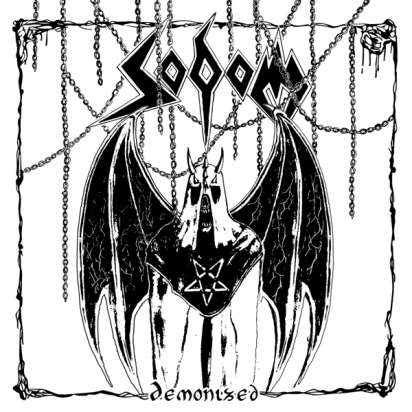 Sodom - Demonized - LP