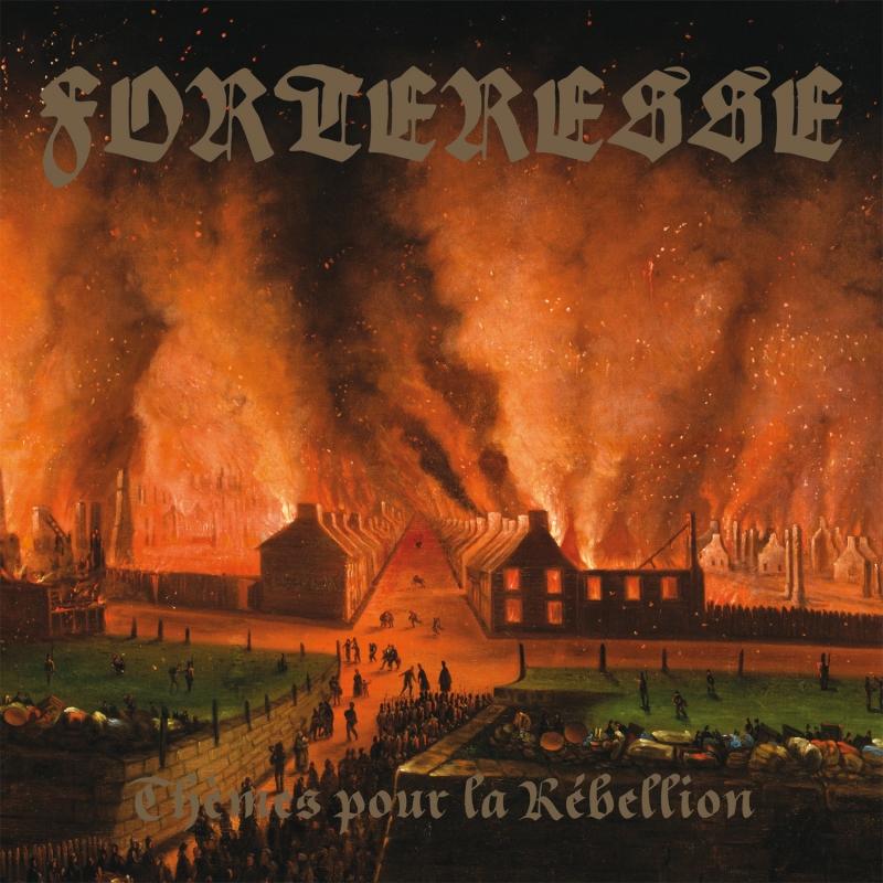 Forteresse – Thèmes Pour La Rébellion - LP