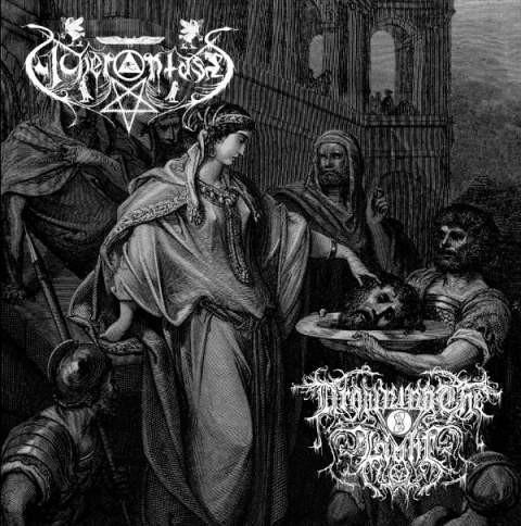 Acherontas / Drowning the Light - Split 7 EP