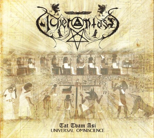 Acherontas - Tat Tvam Asi (Universal Omniscience) - Digipak CD