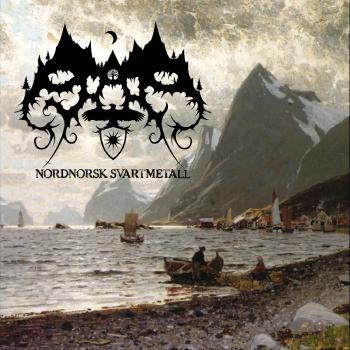Skaur - Nordnorsk Svartmetal - LP
