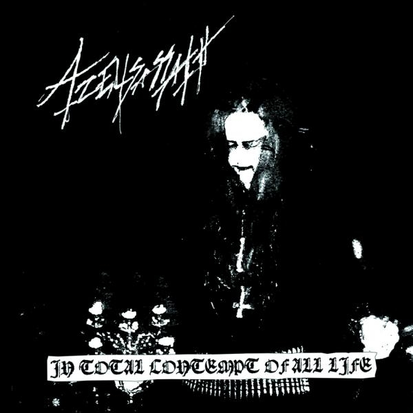 Azelisassath - In Total Contempt Of All Life - CD