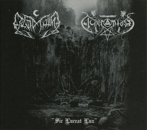 Leviathan / Acherontas - Sic Luceat Lux - Digi CD
