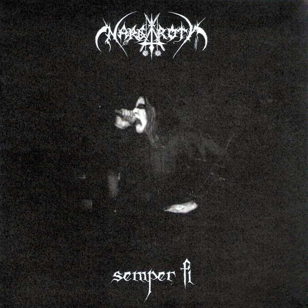 Nargaroth / Sarvari - Semper Fi / Anthem Of The Black Knight - 7 EP