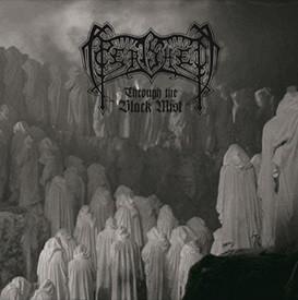 Perished - Through The Black Mist - LP