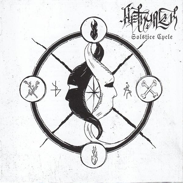 Aethyrick - Solstice Cycle - LP
