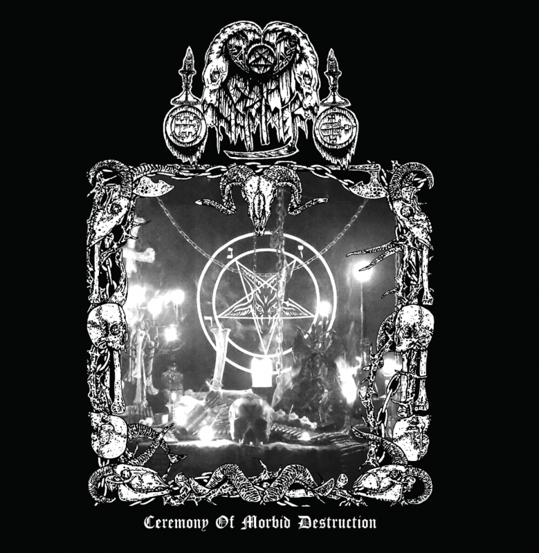 Goathammer - Ceremony Of Morbid Destruction - LP