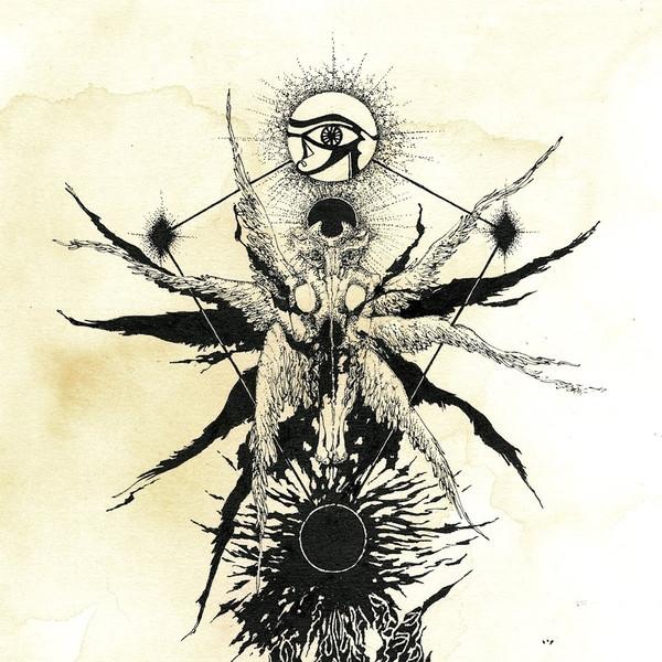 Denouncement Pyre - Black Sun Unbound - LP