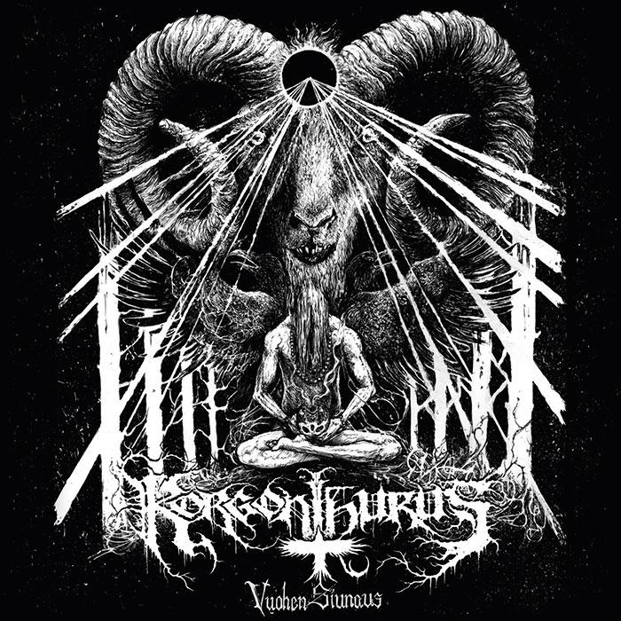 Korgonthurus - Vuohen Siunaus - DigiCD