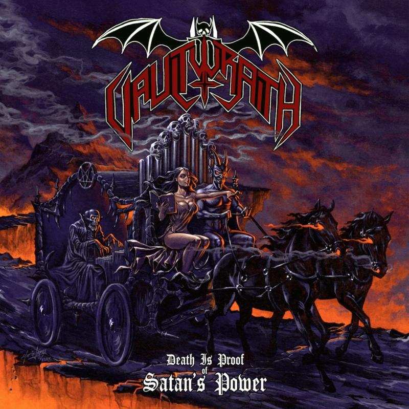 Vaultwraith - Death Is Proof Of Satans Power - CD