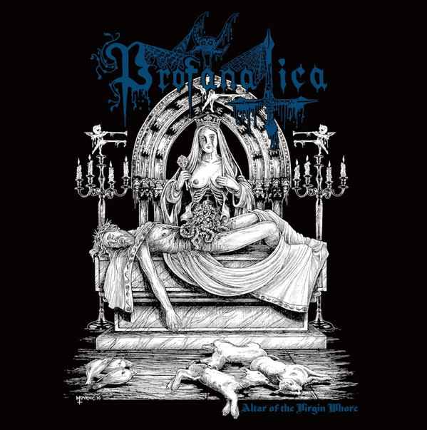 Profanatica -  Altar Of The Virgin Whore - LP