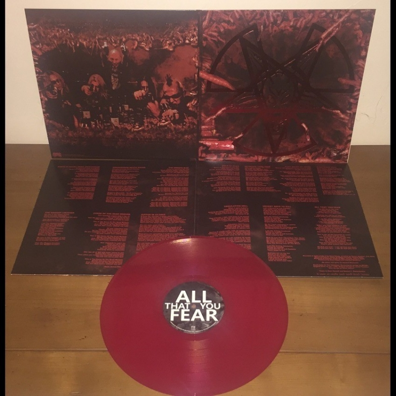 Impaled Nazarene -  All That You Fear  - Gatefold LP