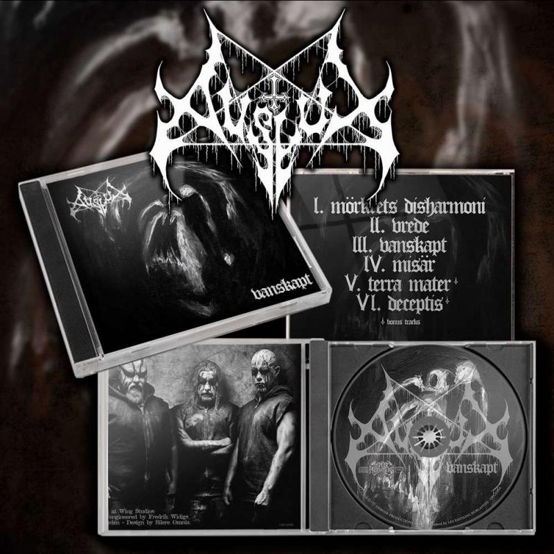Avslut - Vanskapt  - CD