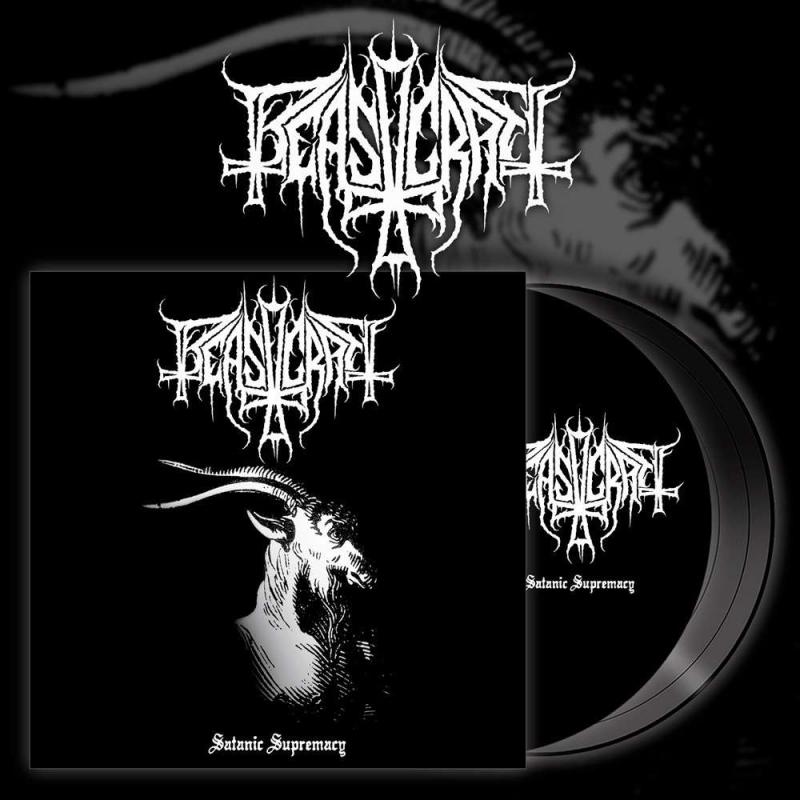 Beastcraft - Satanic Supremacy - LP
