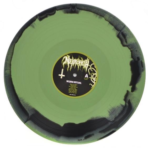 Nekrofilth - Worm Ritual - LP