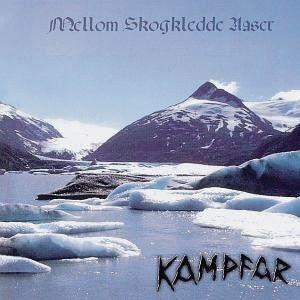Kampfar - Mellom Skogledde Aaser - CD