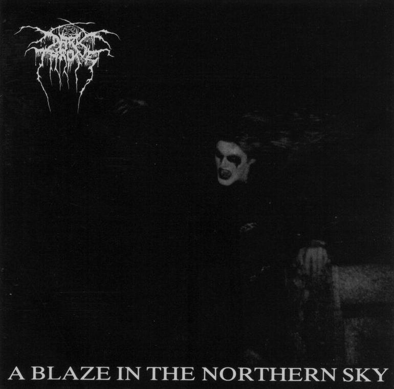 Darkthrone - A Blaze In The Northern Sky - CD