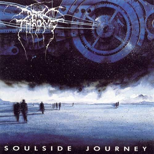 Darkthrone - Soulside Journey - CD