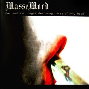 Massemord - The Madness Tongue Devouring... - CD