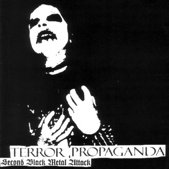 Craft - Terror, Propaganda - Second Black Metal Attack - LP