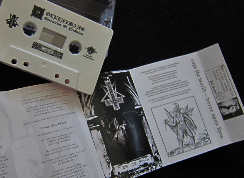 Abigor - Höllenzwang (Chronicles of Perdition) - Pro-Tape