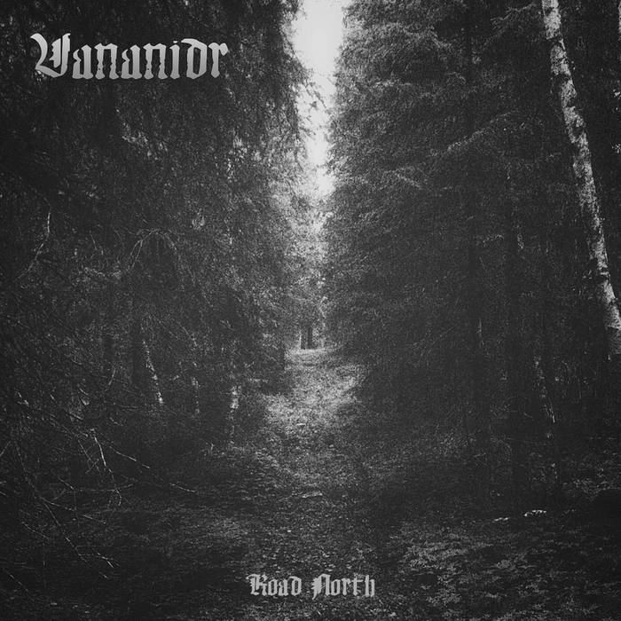 Vananidr - Road North - CD
