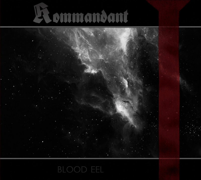 Kommandant - Blood Eel - LP