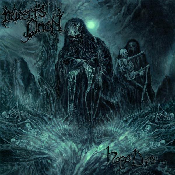 Miserys Omen - Hope Dies - CD