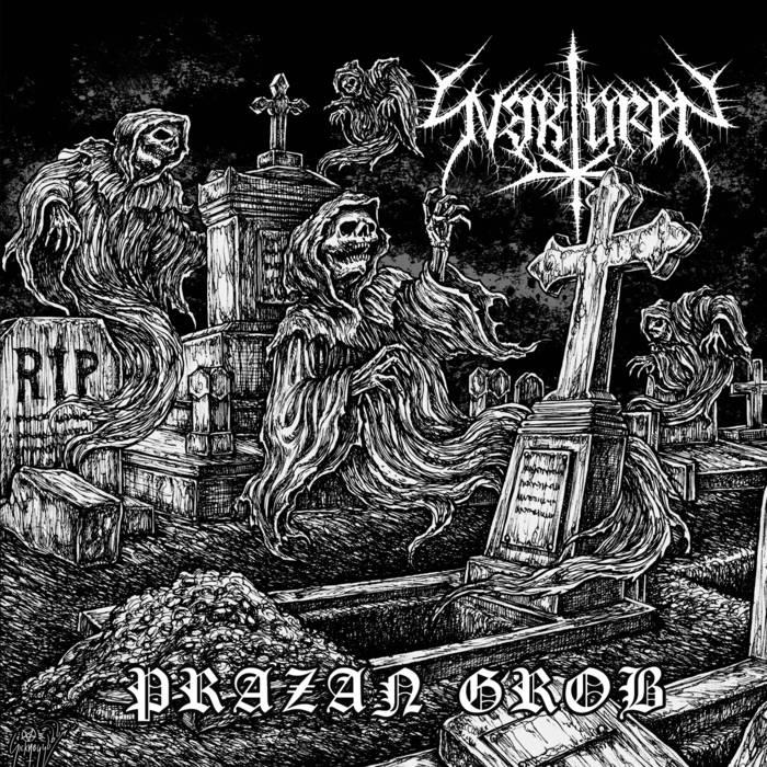Svartgren - Prazan grob - LP