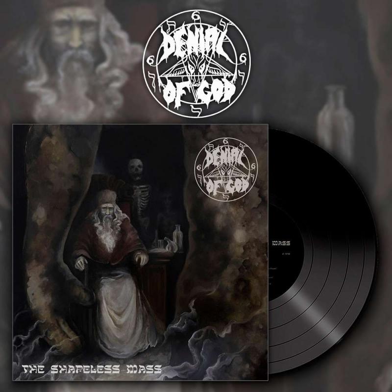 Denial of God - The Shapeless Mass - LP