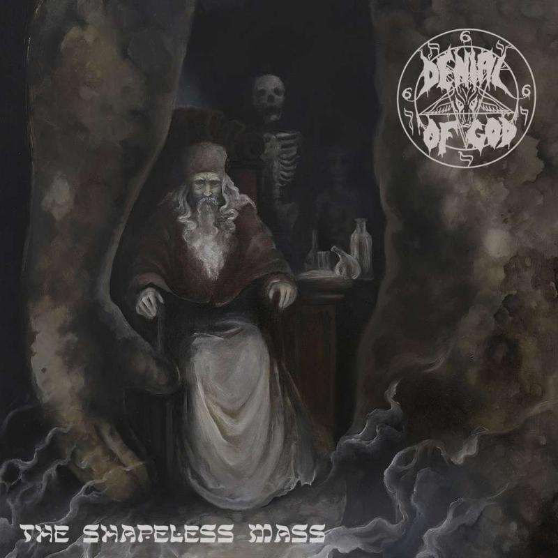 Denial of God - The Shapeless Mass - CD