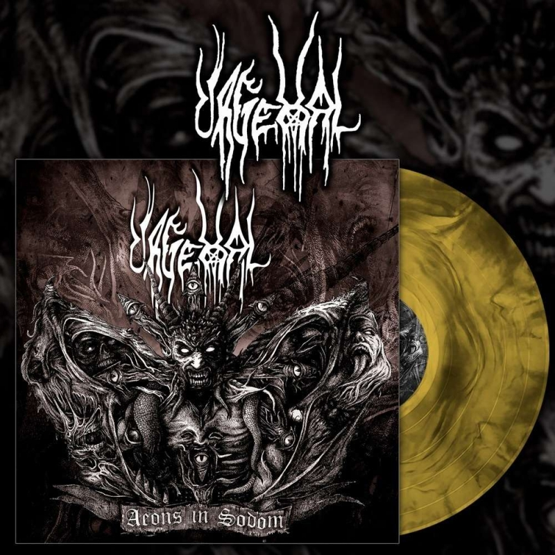 Urgehal - Aeons in Sodom - LP
