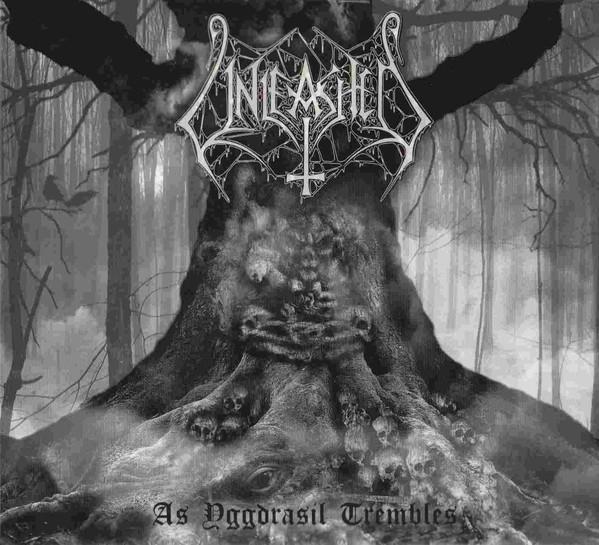 Unleashed - As Yggdrasil Trembles - Digi CD