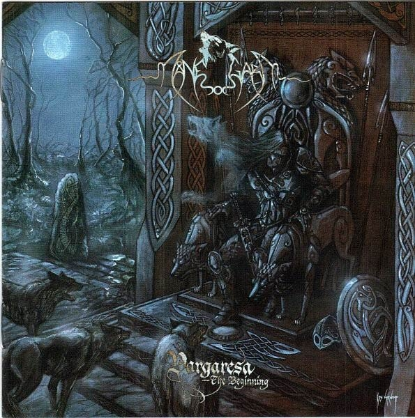 Manegarm - Vargaresa - The Beginning - CD